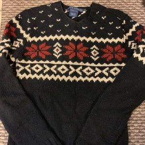 Women's Ralph Lauren Fair Isle Sweater